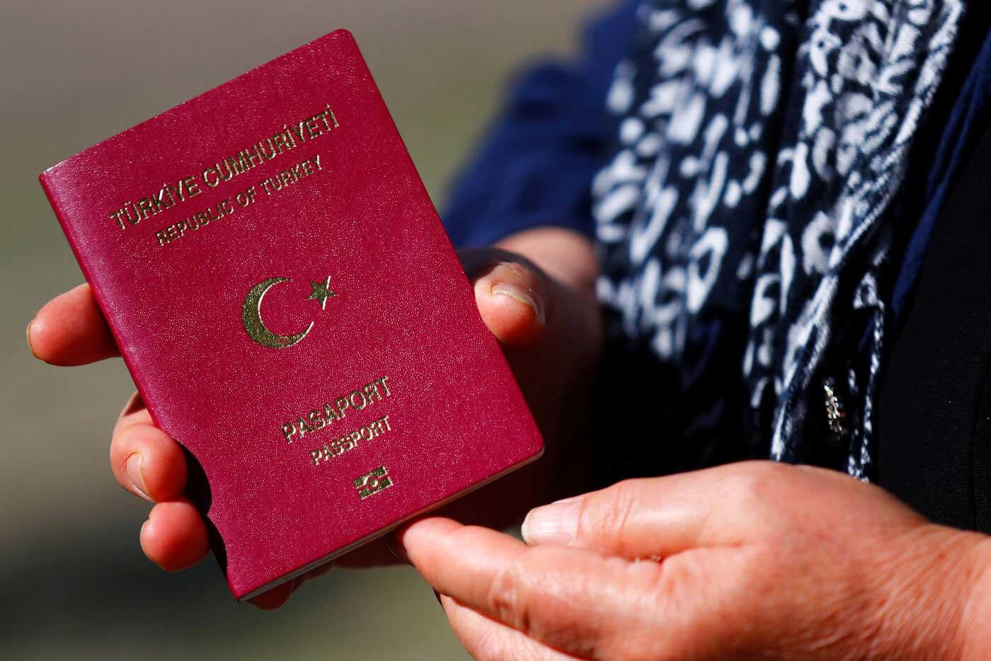 شهروندی در ترکیه