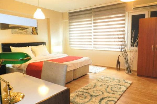 اجاره آپارتمان در استانبول برای یک سال