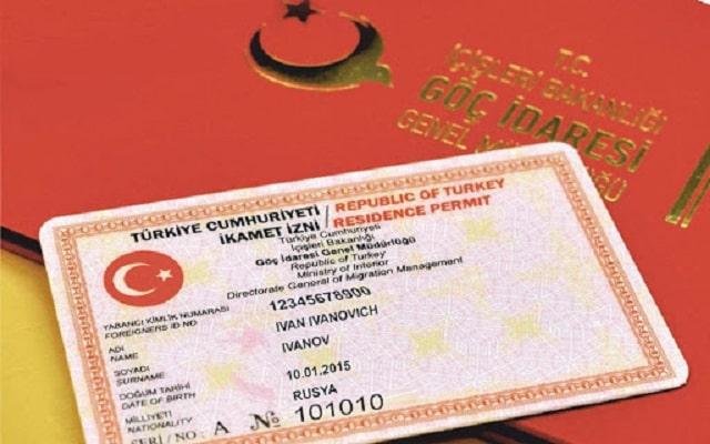 کارت کیملیت ترکیه یا کارت اقامت چیست؟