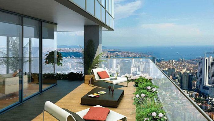 خرید خانه در استانبول و دریافت اقامت