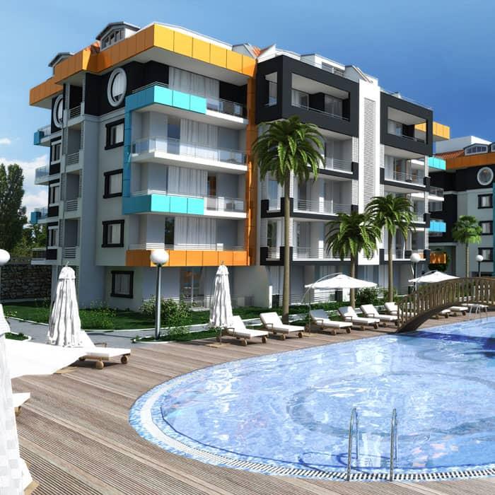 قیمت خانه در ترکیه 2020