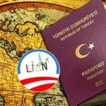 قیمت پاسپورت ترکیه در سال 99