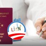 اخذ شهروندی ترکیه در سال 2021